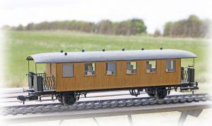 Proinor Scandia personvogn #32-225.