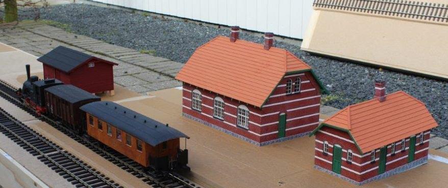 Spor1 Trekanten Steensgaards station