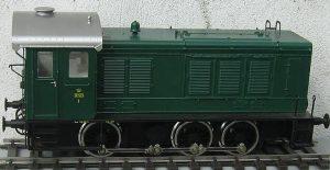 DSB Traktor 1