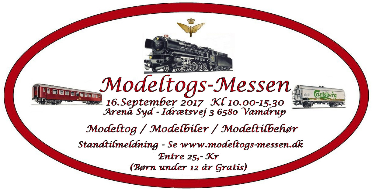 Modeltogs-Messen 2017