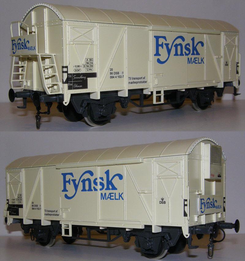 DSB Fynsk Mælk