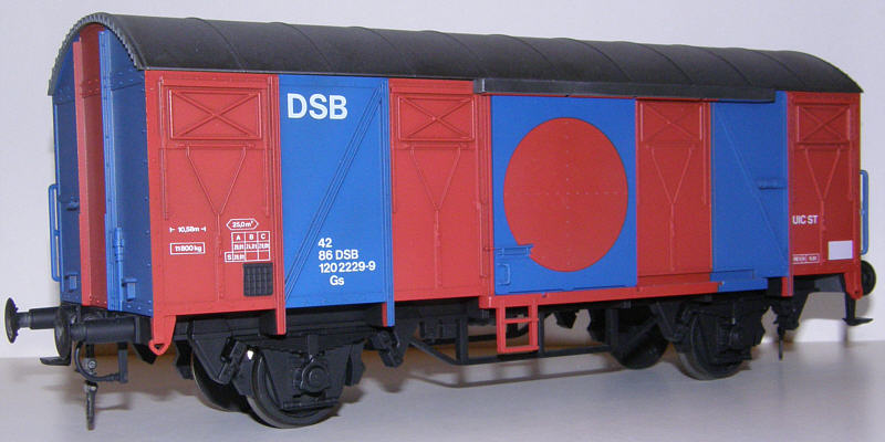 DSB Kunstvogn