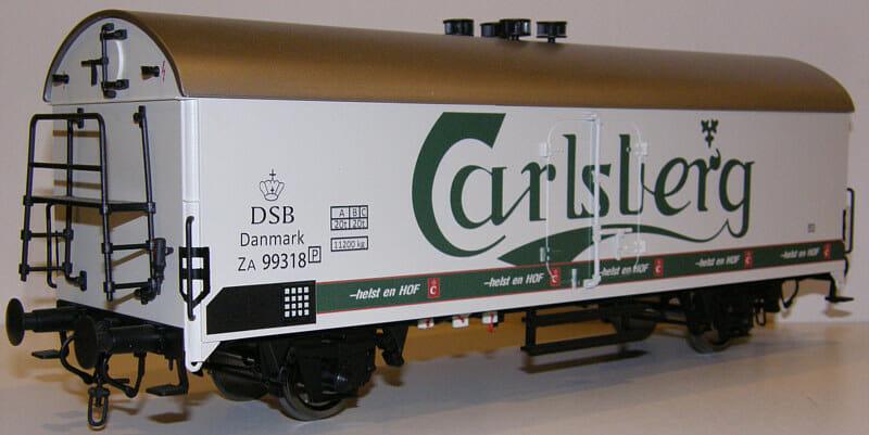 Kiss Carlsberg