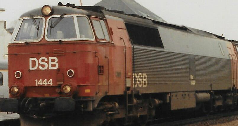 DSB Mz I