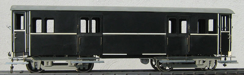 DSB Eco fra Tikøb Støberi