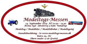 Modeltogs Messen i Vamdrup 2019
