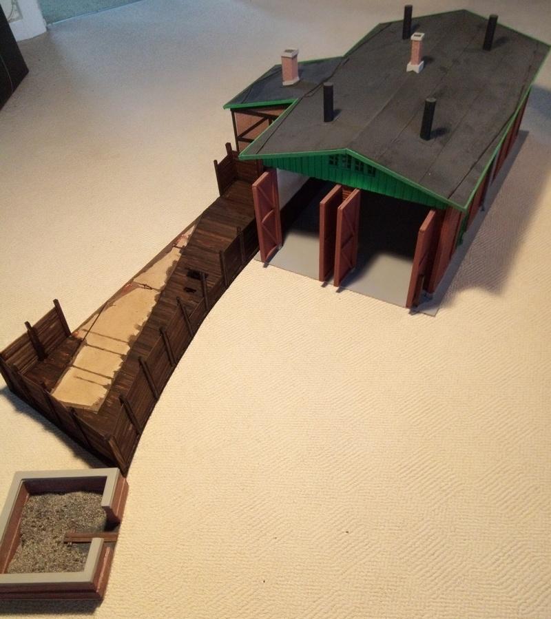 Kulgård bygget af Steffen Dresler