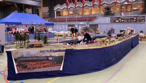 Spor1 Sjælland på Hobbymesse 2020