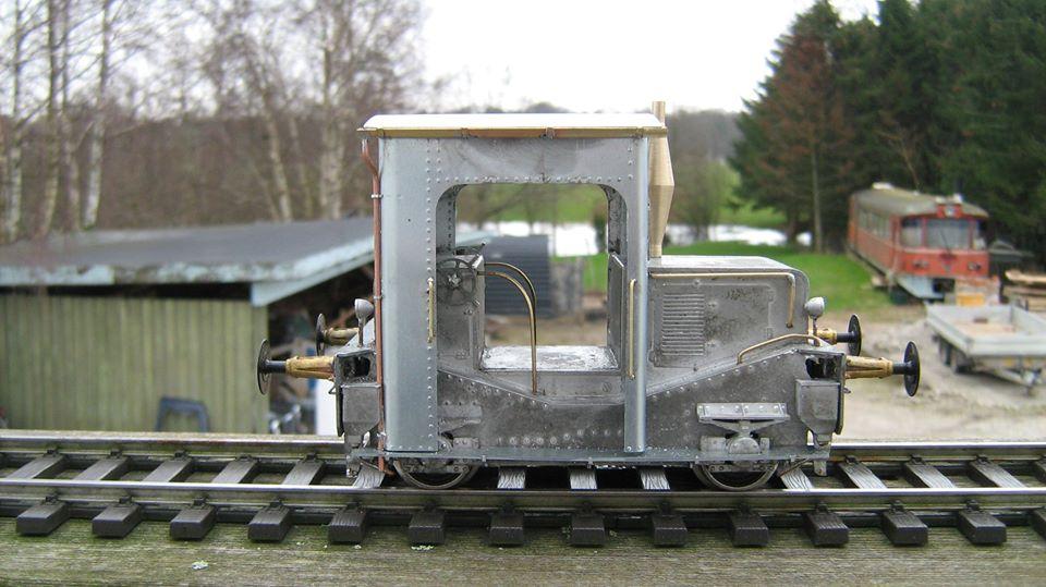 DSB traktor 77 - 85