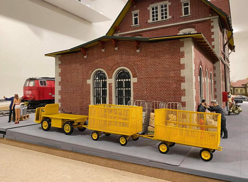 4D-Trains