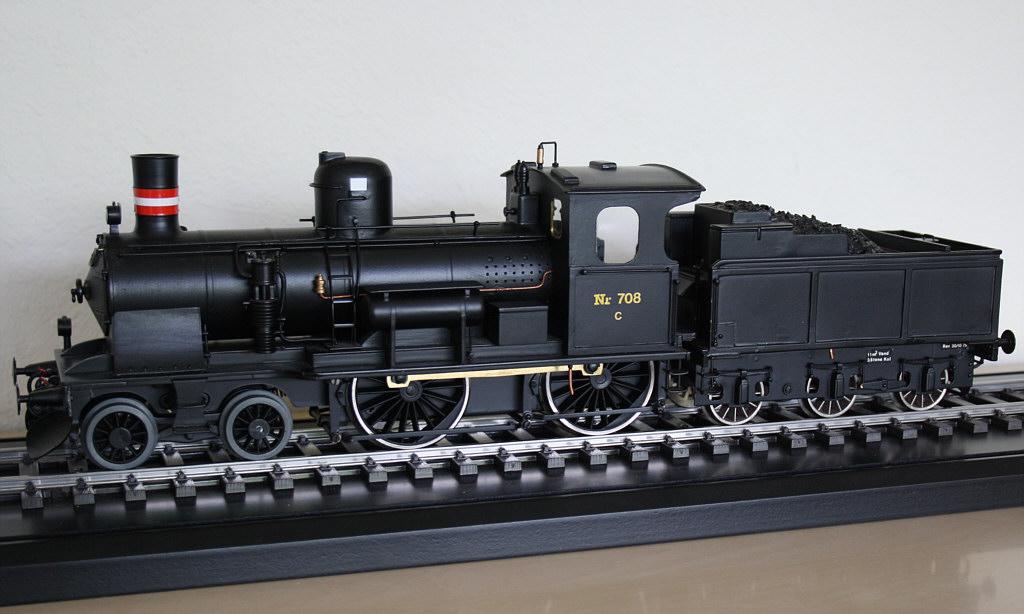 DSB litra C 708 - Steffen Dresler