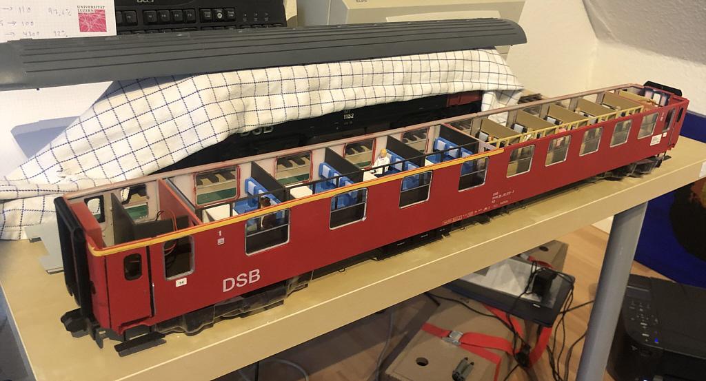 DSB Litra AB personvogn