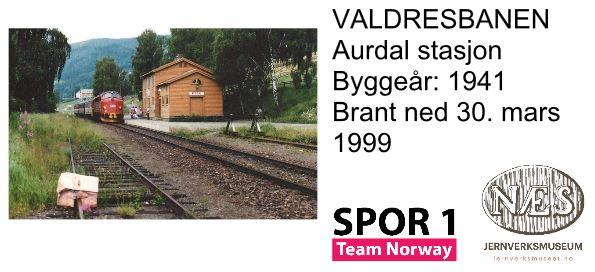 Spur 1 Team Norway