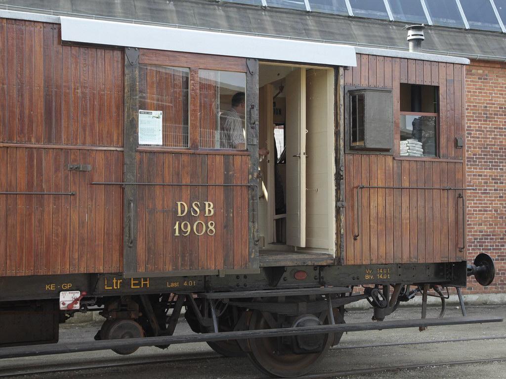 DSB Eh 1908 - Foto: Arild Tangerud