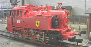 Ferrari lokomotiv
