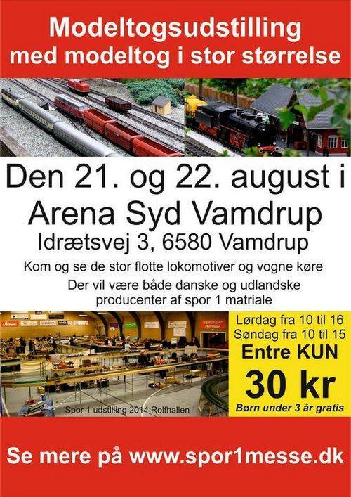 2021 Spor1 Messe i Vamdrup