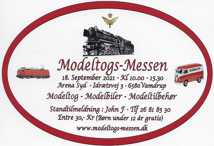 Modeltog-Messen